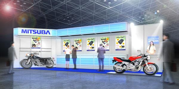 第42回 東京モーターサイクルショー2015