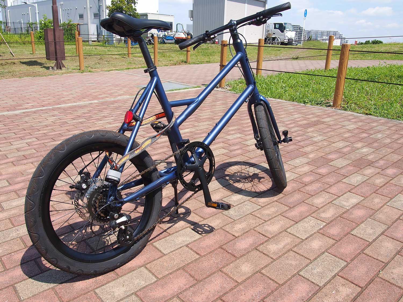 自転車にもオススメ