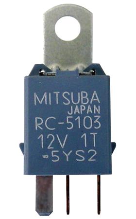 ISOマイクロリレー RC-5